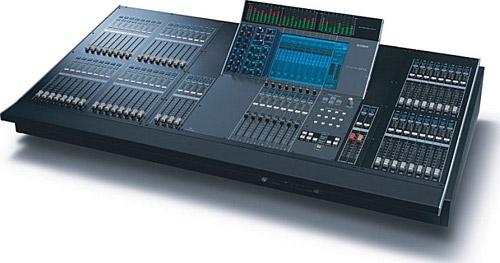 Mesa de mezclas digital Yamaha M7CL